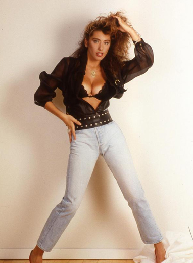 Sabrina salerno was born 15 march 1968 in genoa italy and is an