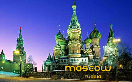 Moscow - Russia