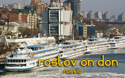 Rostov-on-Don - Russia