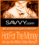 million dollar contest at savvy.com